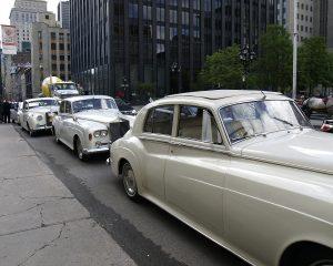 Transport na wesele